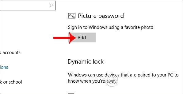 cách đặt password cho máy tính win 10