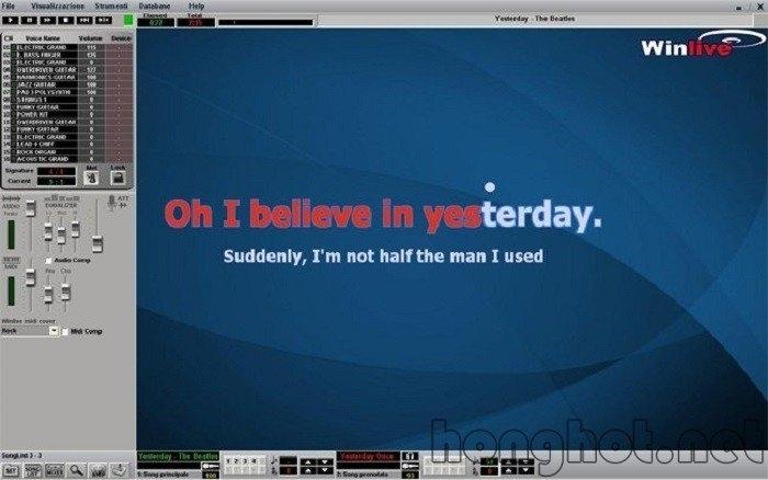 phần mềm chỉnh giọng hát karaoke trên máy tính