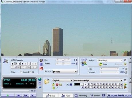 phần mềm hát karaoke trên máy tính có chấm điểm