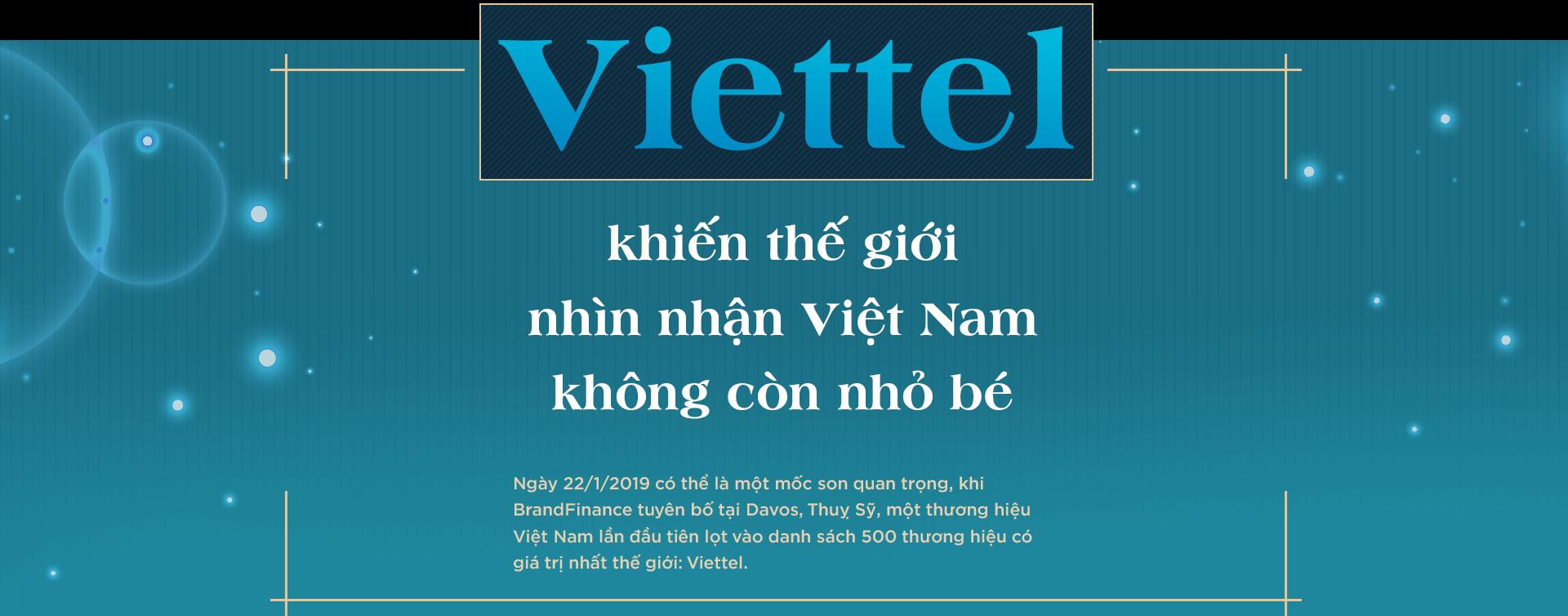 Viettel là mạng di động lớn nhất Việt Nam
