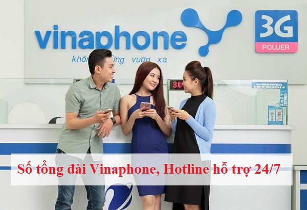 Số điện thoại chăm sóc khách hàng vinaphone