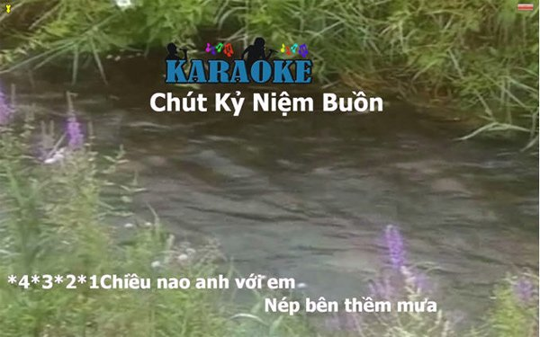 phần mềm hát karaoke trên máy tính