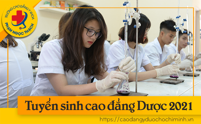 Ngành Dược sĩ Cao đẳng thi khối nào